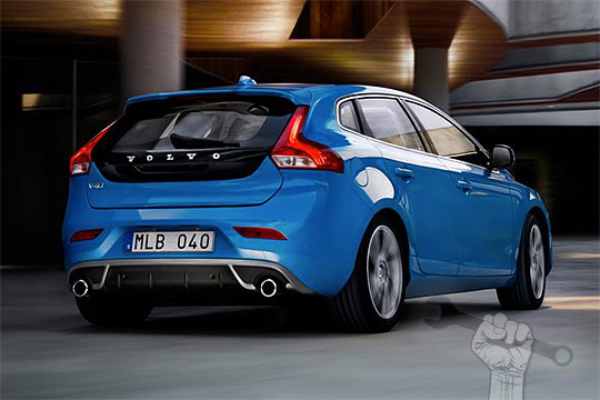 A Volvo Hot Hatch Maybe
