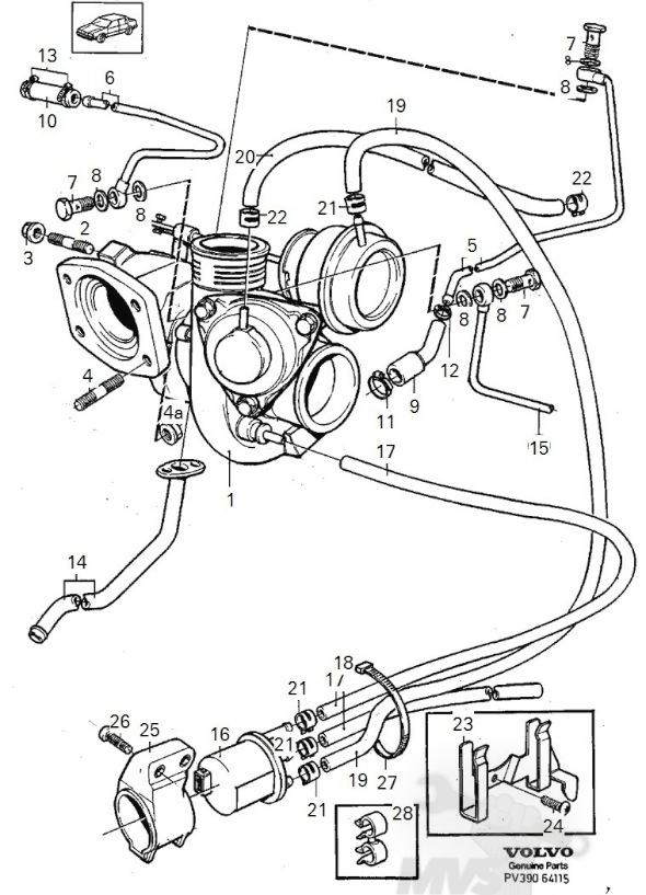 Diagram Volvo Engine Diagrams Diagram Schematic Circuit Stefany