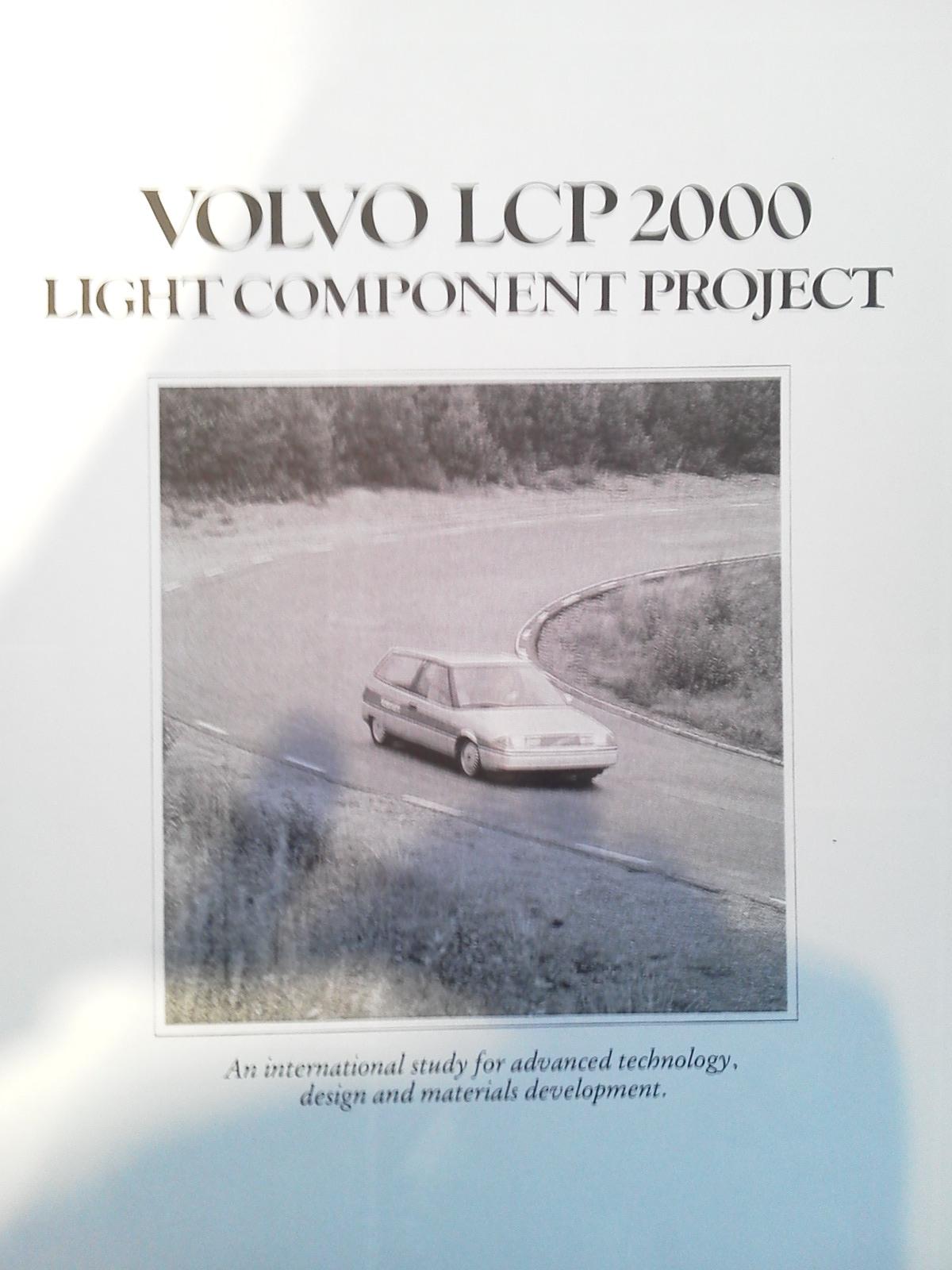 Volvo ECC booklet
