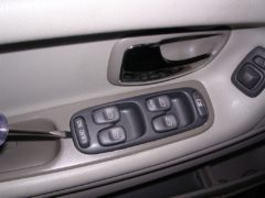 volvo window switch replacement