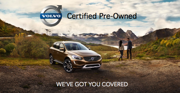 pre-owned volvo