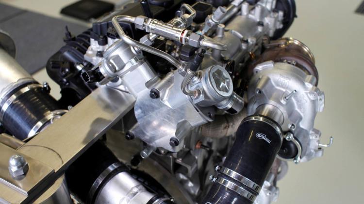 Volvo 4cyl
