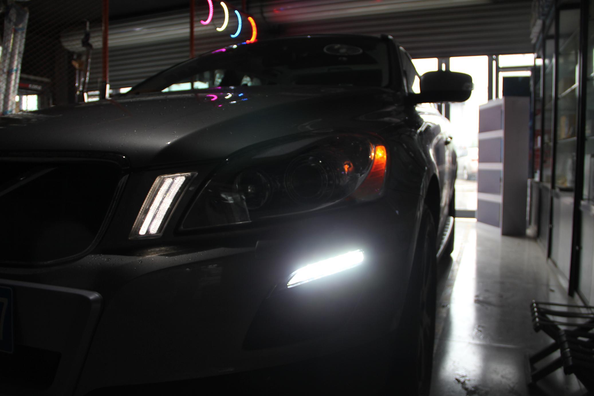 volvo daytime running lights