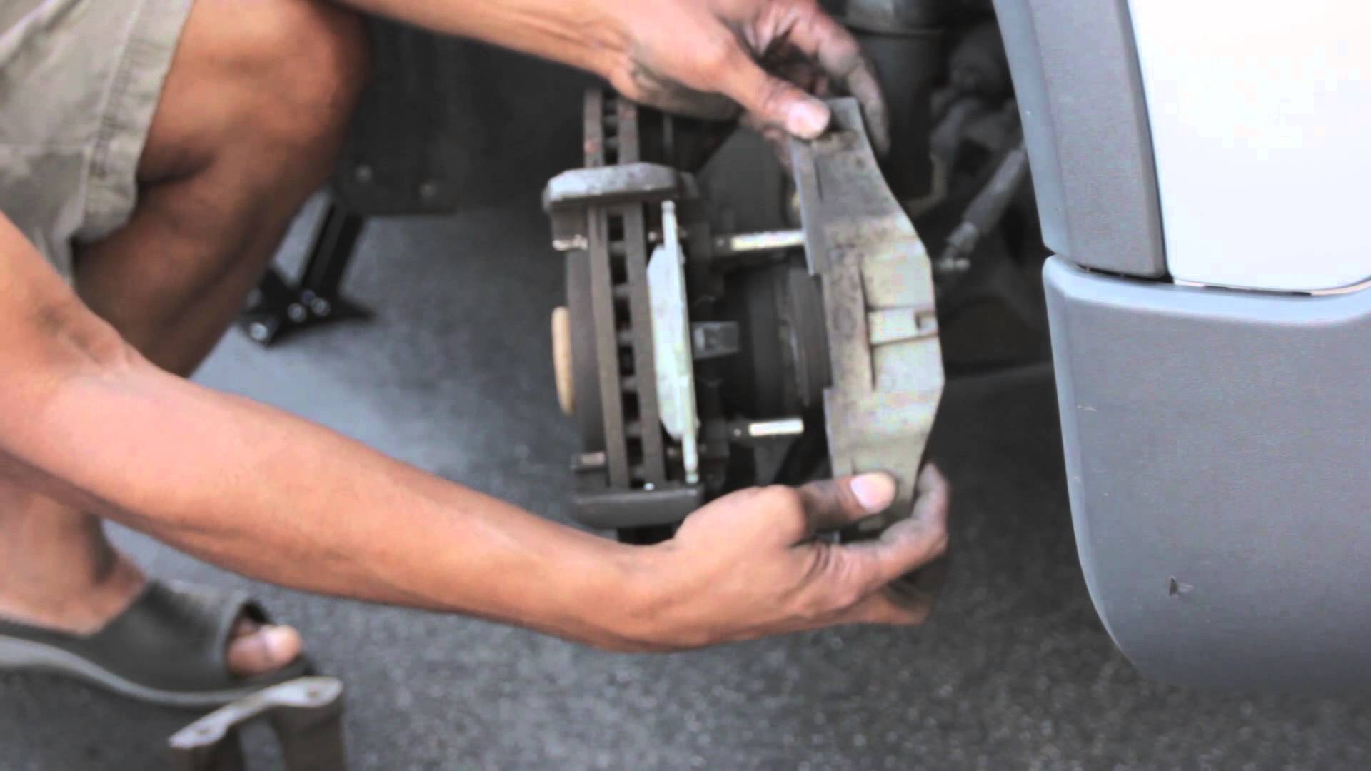 volvo brake discs and pads