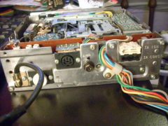 volvo stereo wires