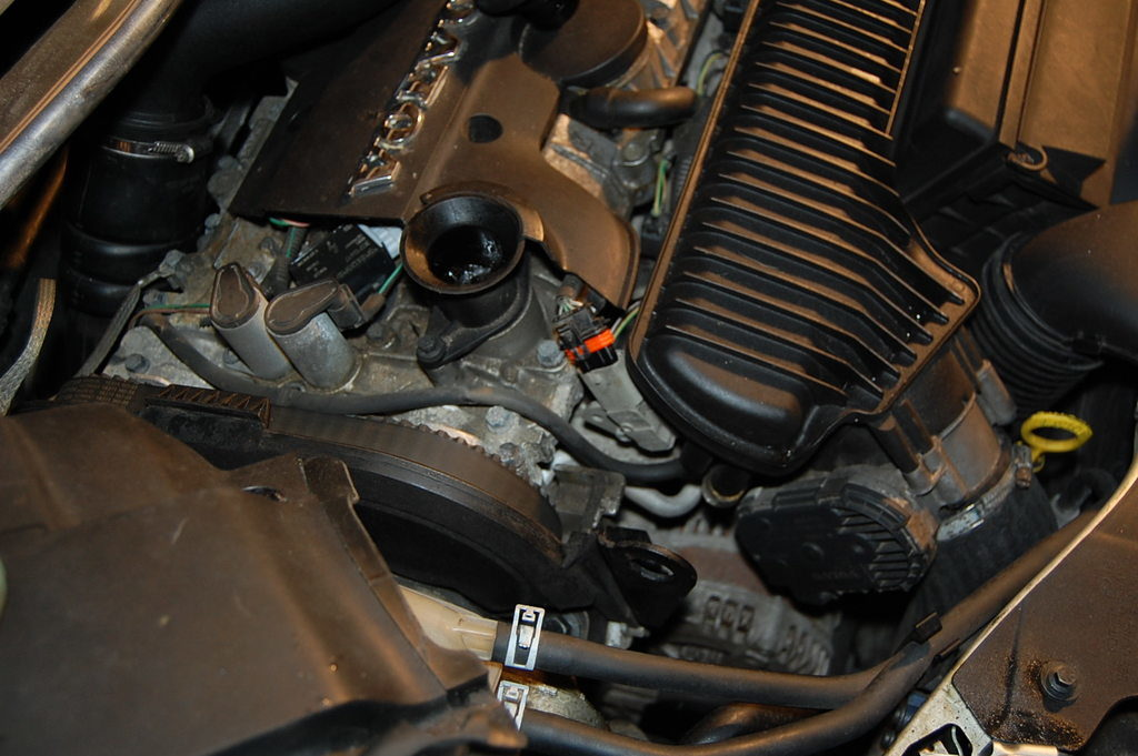 Engine stutter? Fix Could Be Simple
