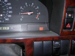 volvo engine jerking