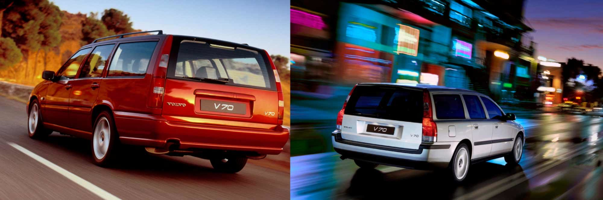 Volvo V70 Years Body Styles Features Options And