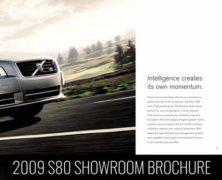 S80 2009 Sales Brochure Teaser -