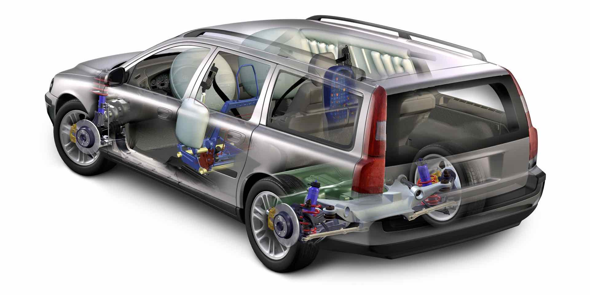 Volvo V70 - Years, Body Styles, Features, Options and