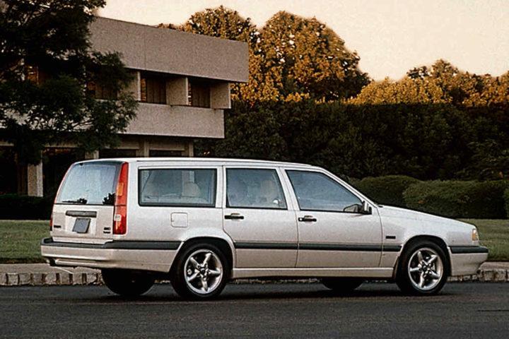 850 Platinum Wagon - 850, 855, 1996, Platinum, wagon