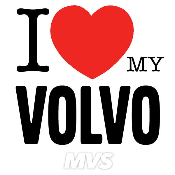 I Love My Volvo