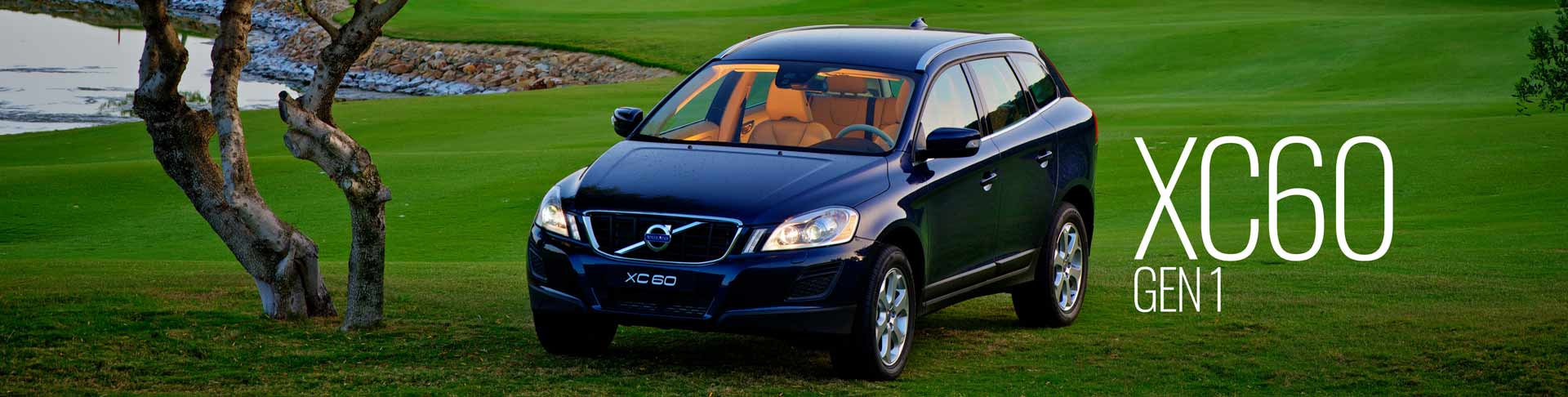 XC60 First Generation