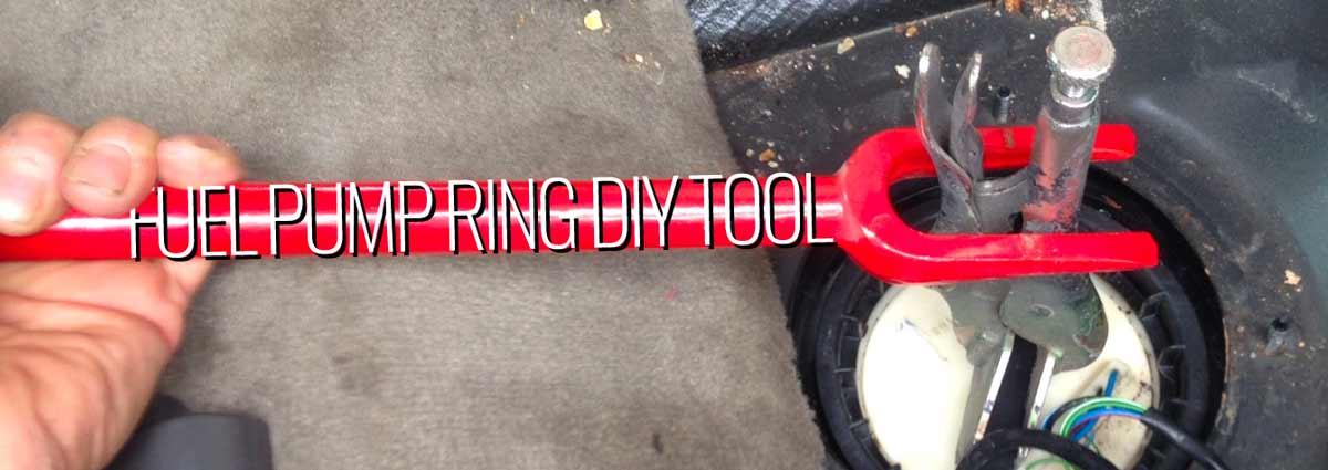 Fuel Pump Ring Tool -