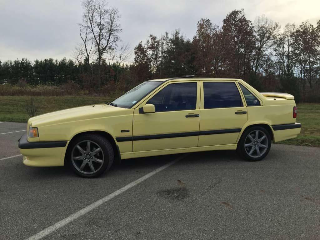 Yellow T5 R