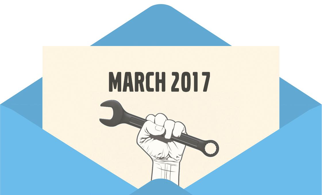 March 2017 MVS Newsletter