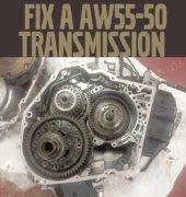 AW55-50 internals