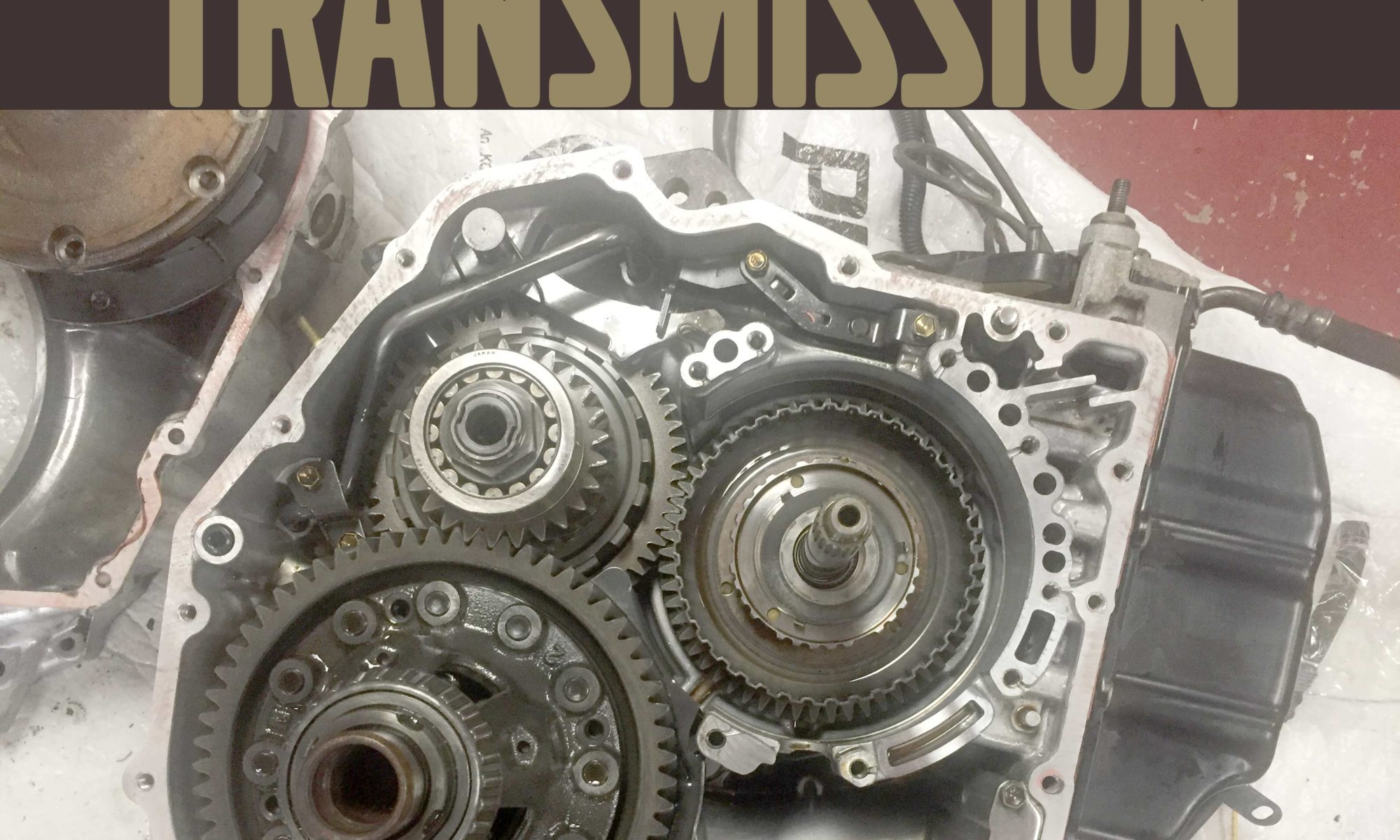 Repair the AW55-50SN Transmission in a 2001 V70