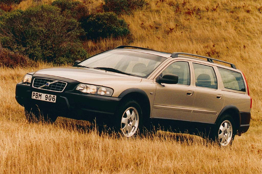 2001 Xc70