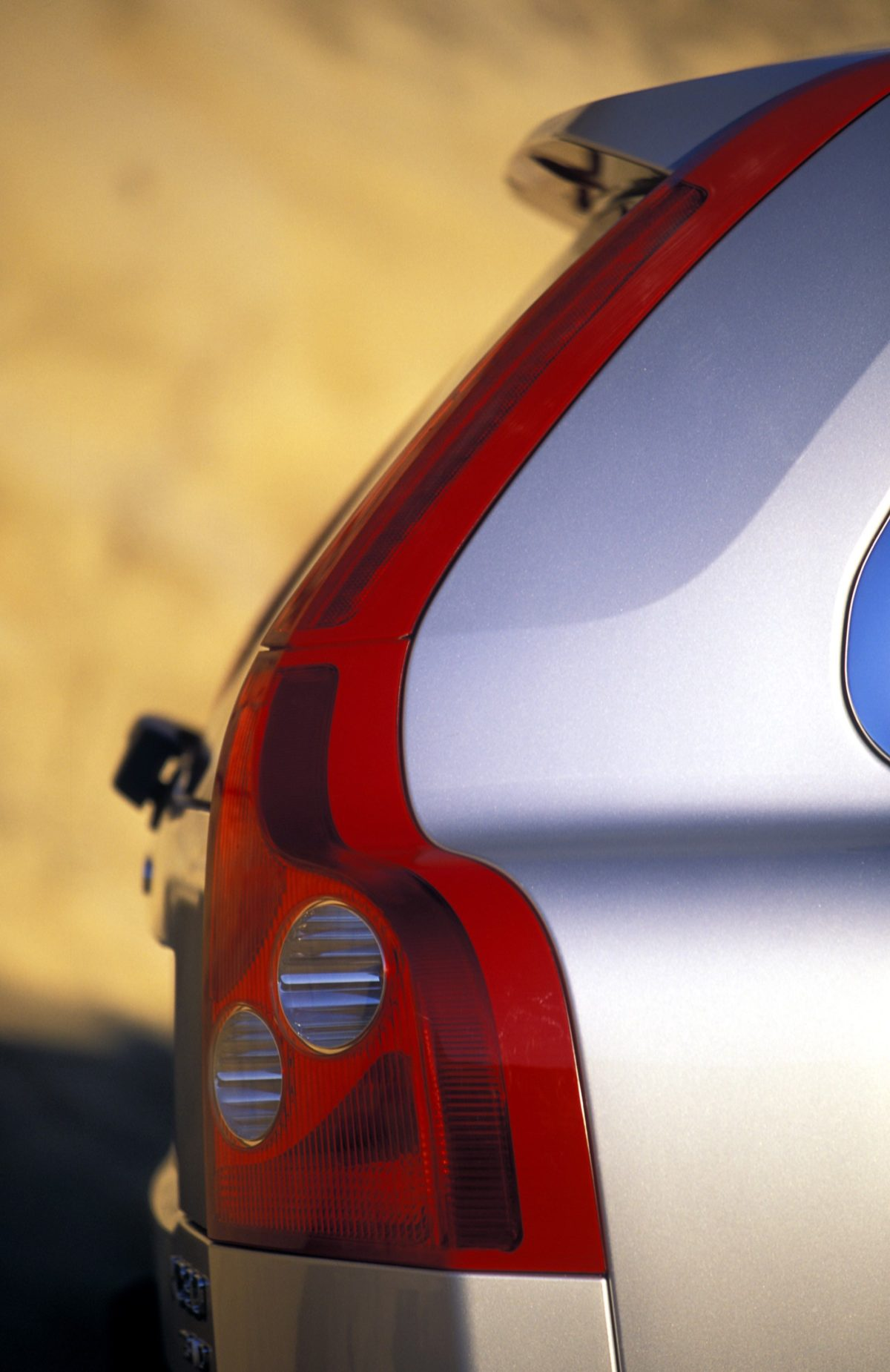 Volvo XC90 First Generation -  taillight, XC90