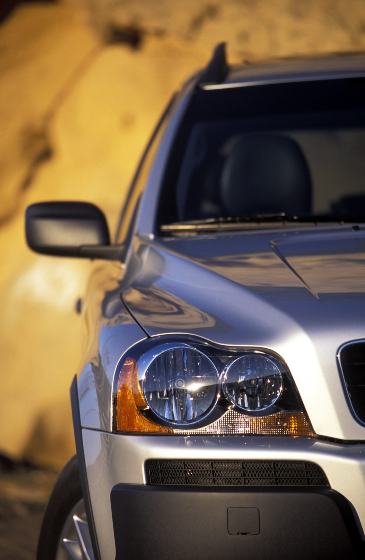 Volvo XC90 First Generation -  XC90