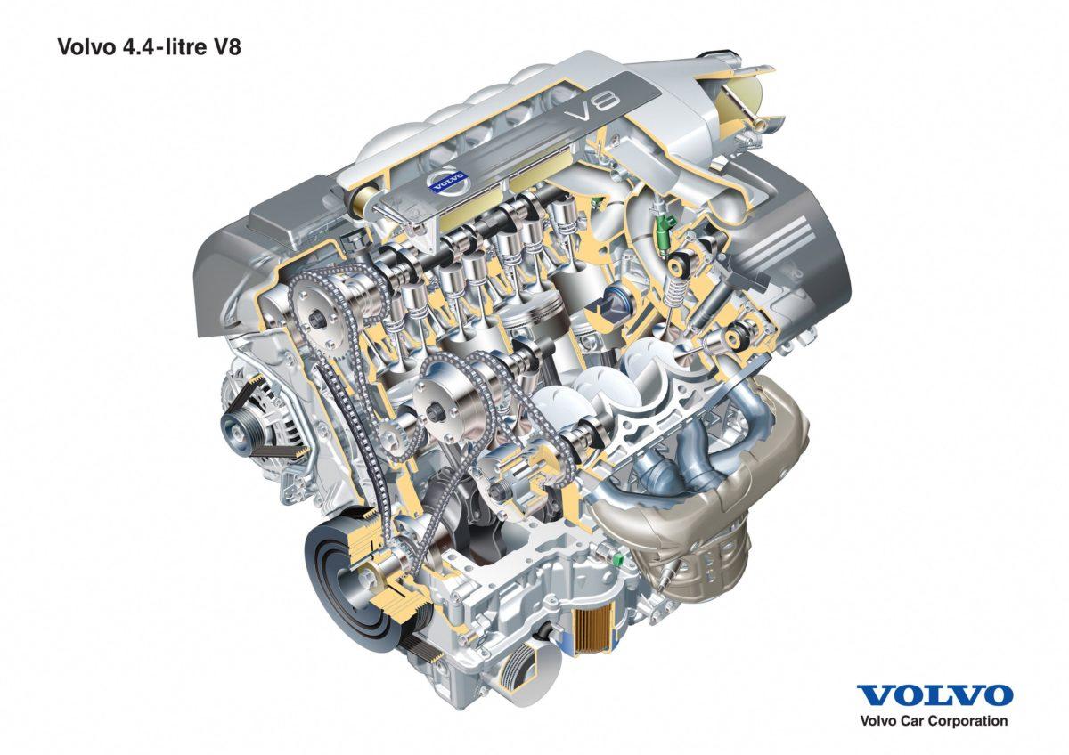 Volvo XC90 V8 -  2007, XC90 V8