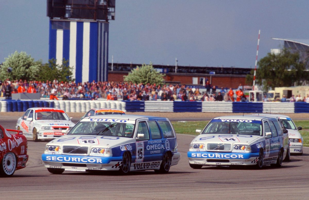Volvo 850 Estate Btcc 1994 -  850 wagon, Exterior