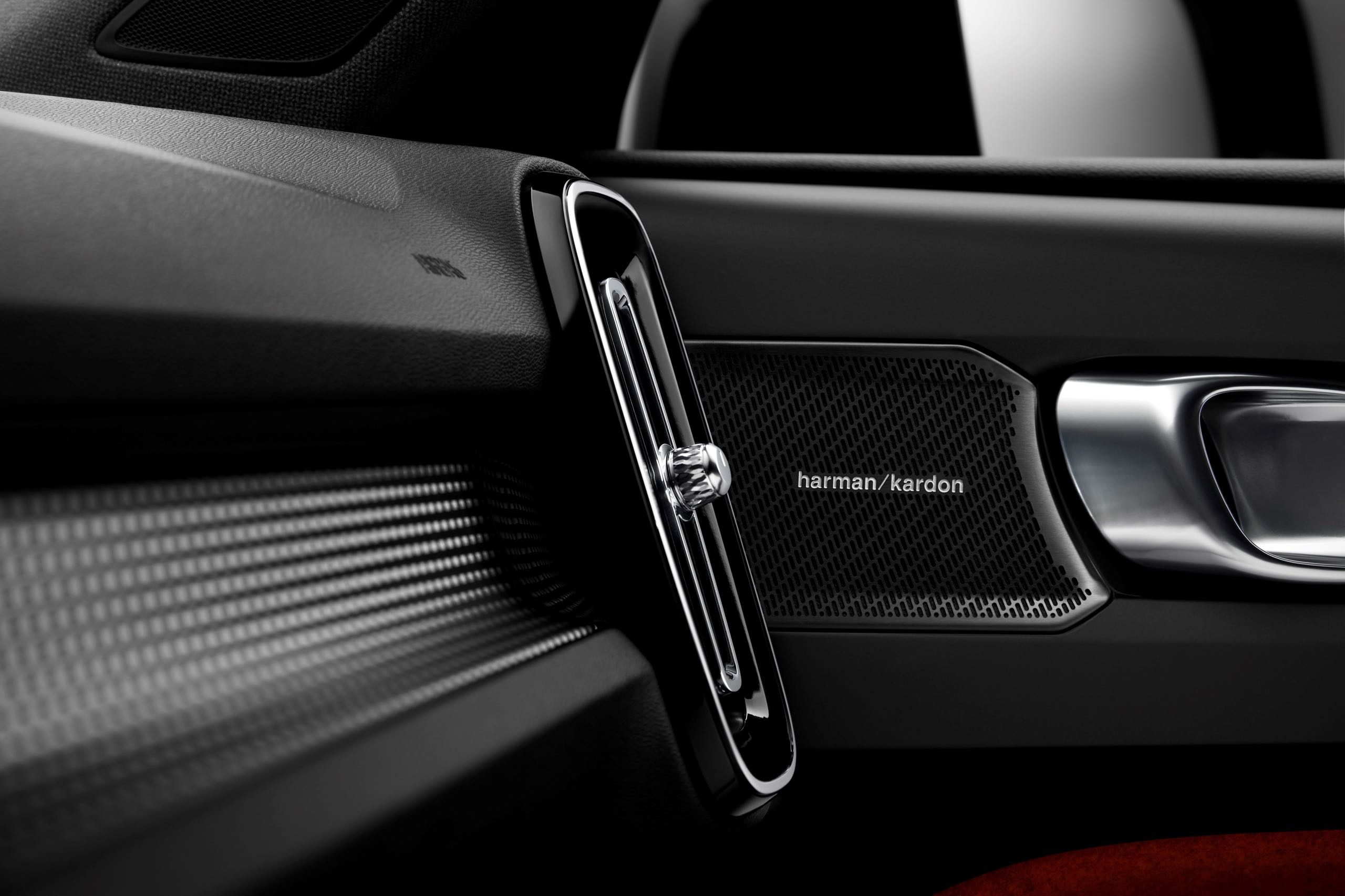 New Volvo XC40 Harman Kardon Speakers -  2017, 2018, 2018 New XC40, Detail, Images, Interior, New XC40, Technology