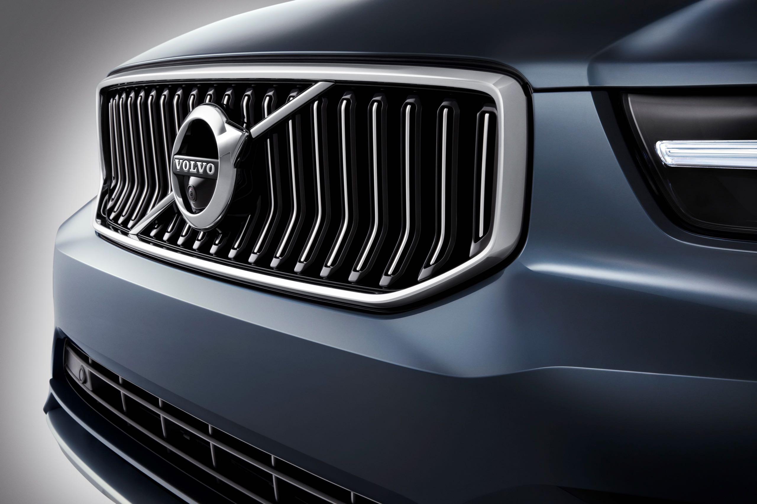 New Volvo XC40 Exterior Detail -  2018, 2018 New XC40, Design, Detail, Exterior, Images, New XC40, Studio