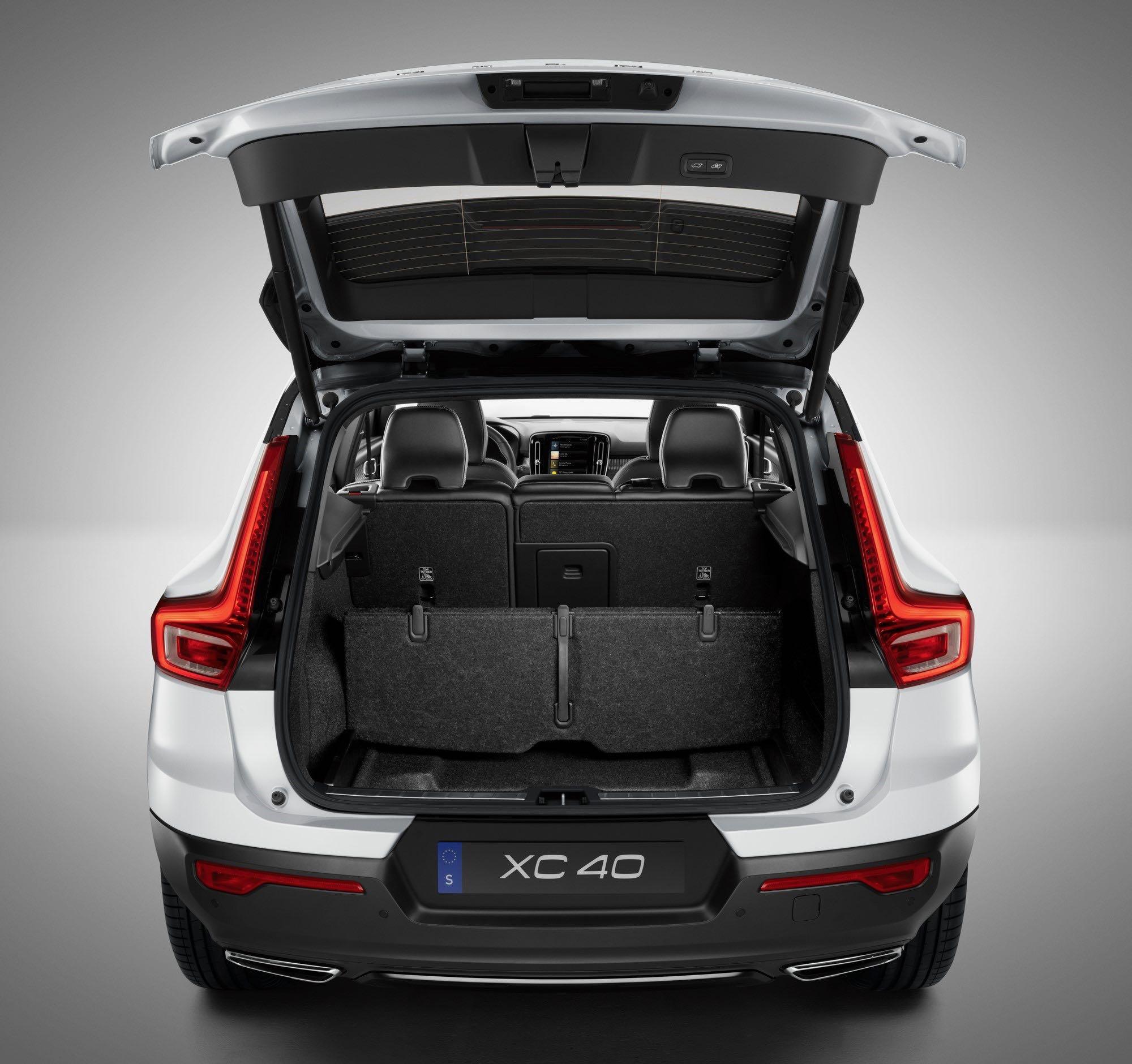 The New Volvo XC40 – Interior -  2017, 2018, 2018 New XC40, Images, Interior, New XC40