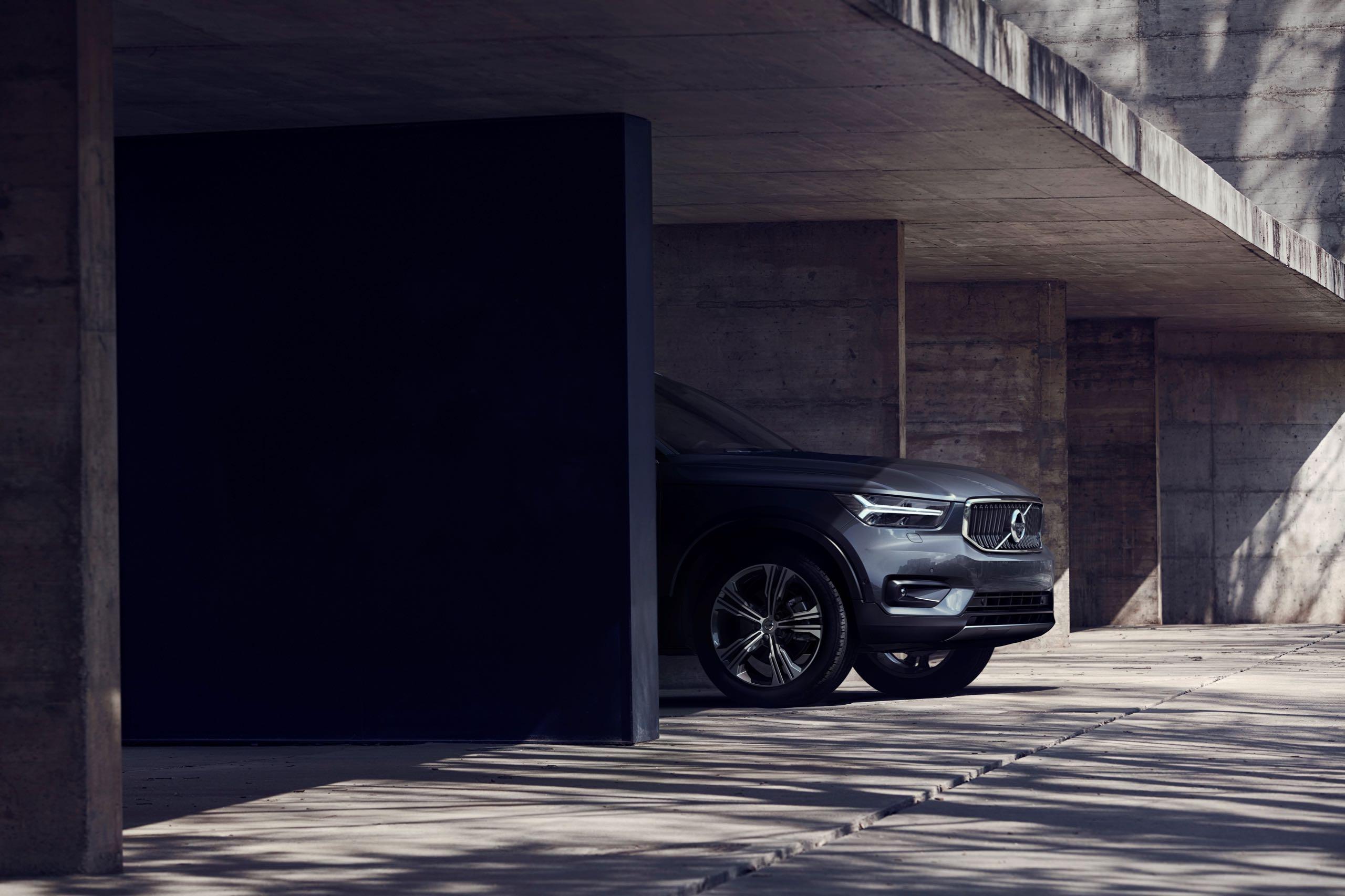 New Volvo XC40 Exterior -  2018, 2018 New XC40, Design, Exterior, Images, New XC40