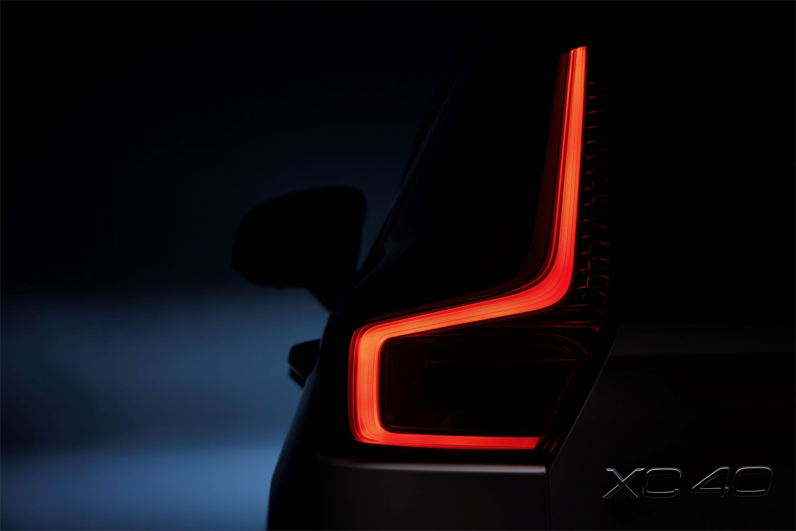 2018 XC40 -  2017, 2018, 2018 New XC40, Design, Detail, Exterior, Images, New XC40