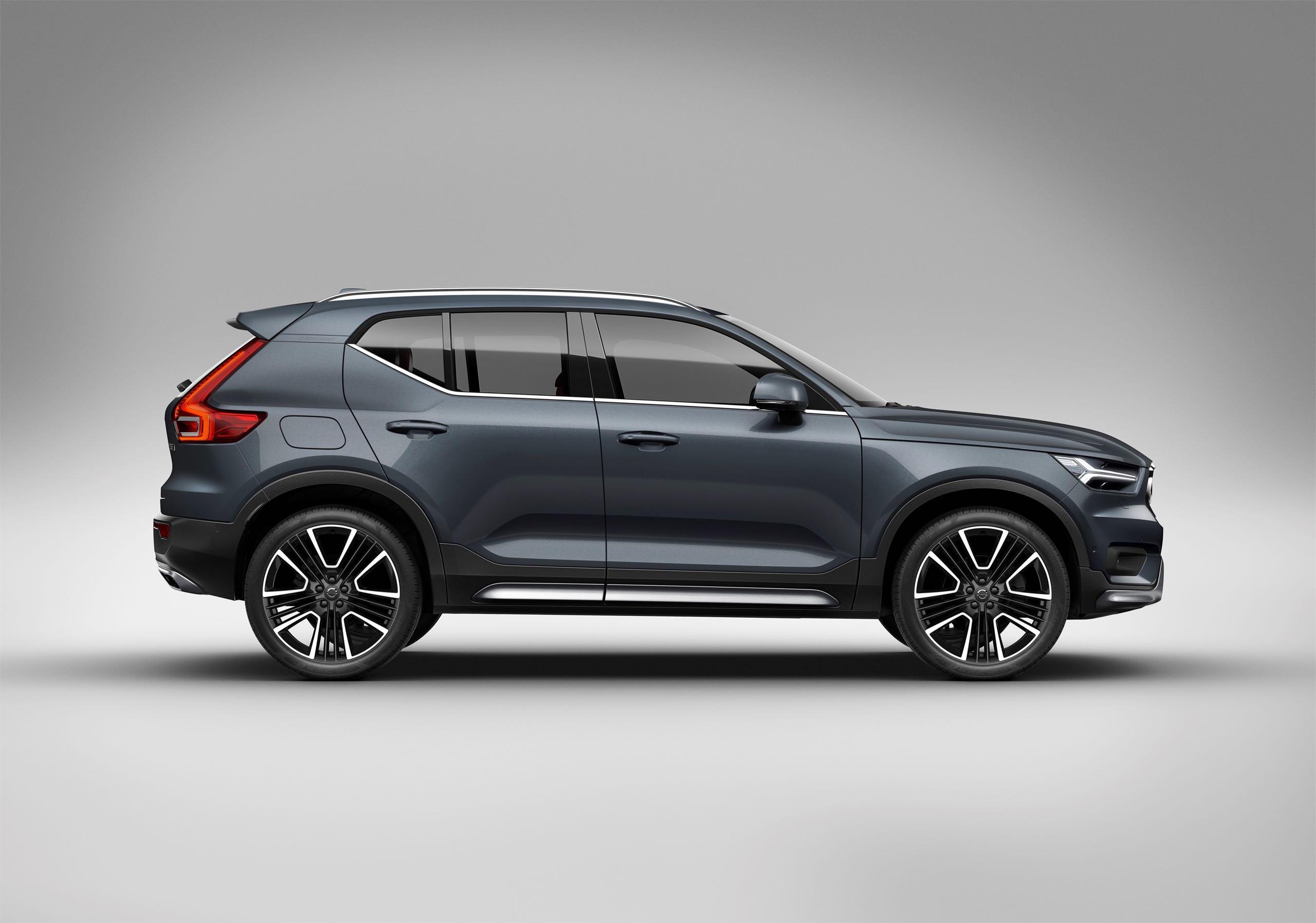 New Volvo XC40 Exterior -  2018, 2018 New XC40, Design, Exterior, Images, New XC40, Studio