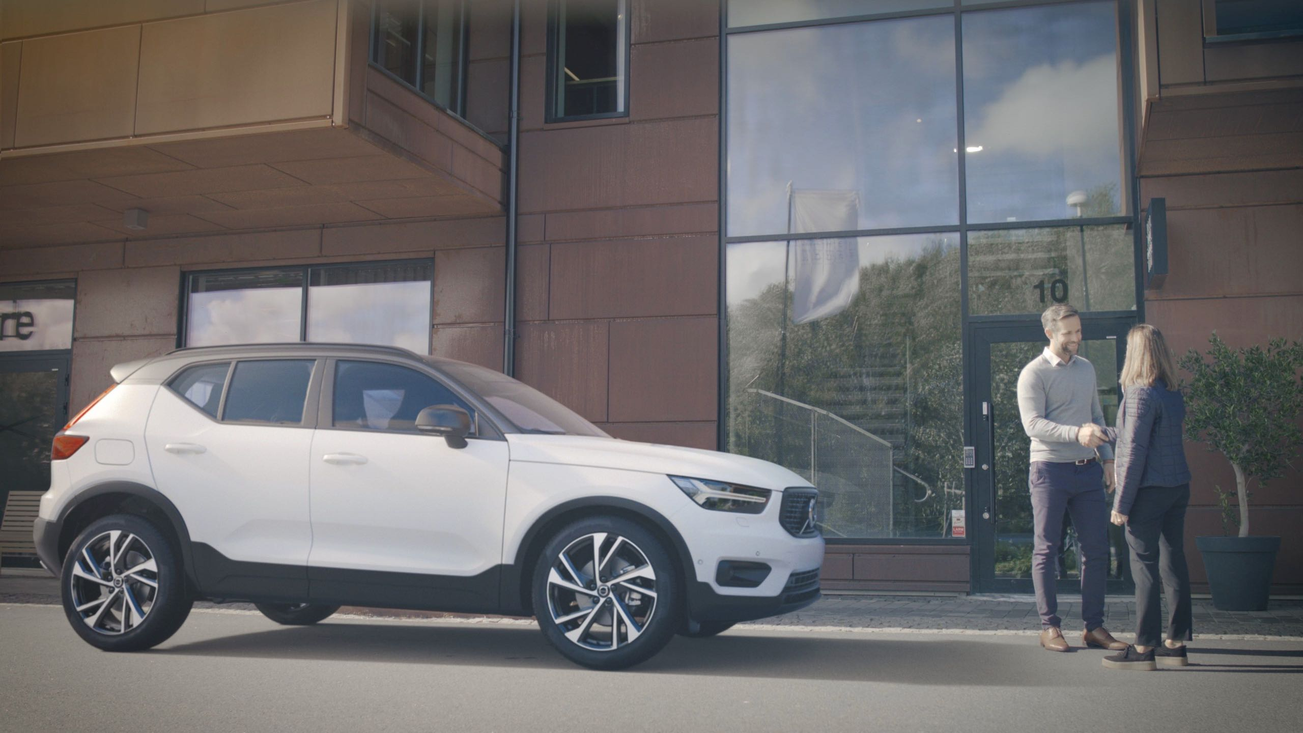 Care By Volvo – The New Volvo XC40 -  2017, 2018, 2018 New XC40, Connectivity, Exterior, New XC40, Quality