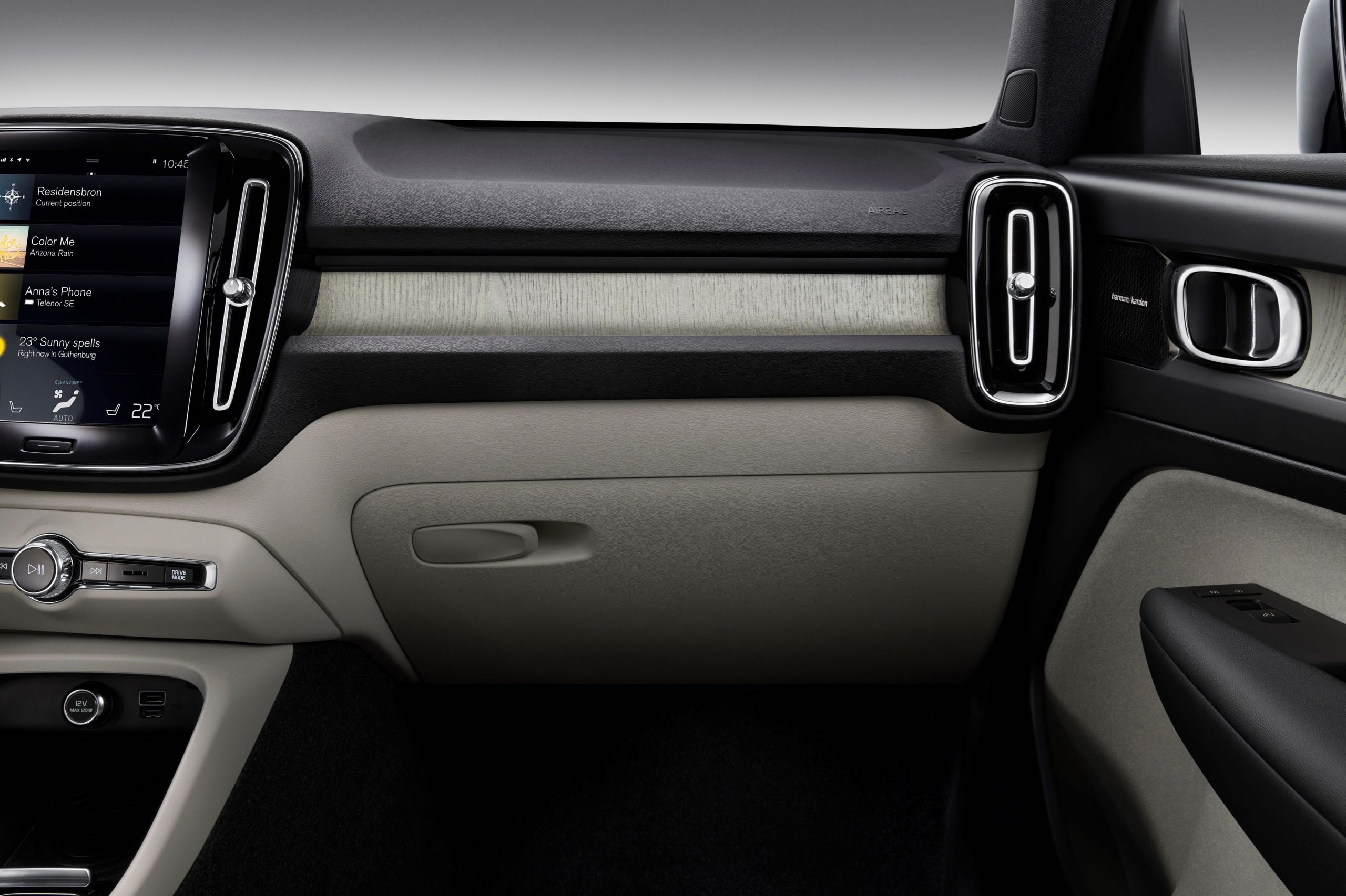 New Volvo XC40 Inscription Interior -  2018, 2018 New XC40, Design, Exterior, Images, New XC40