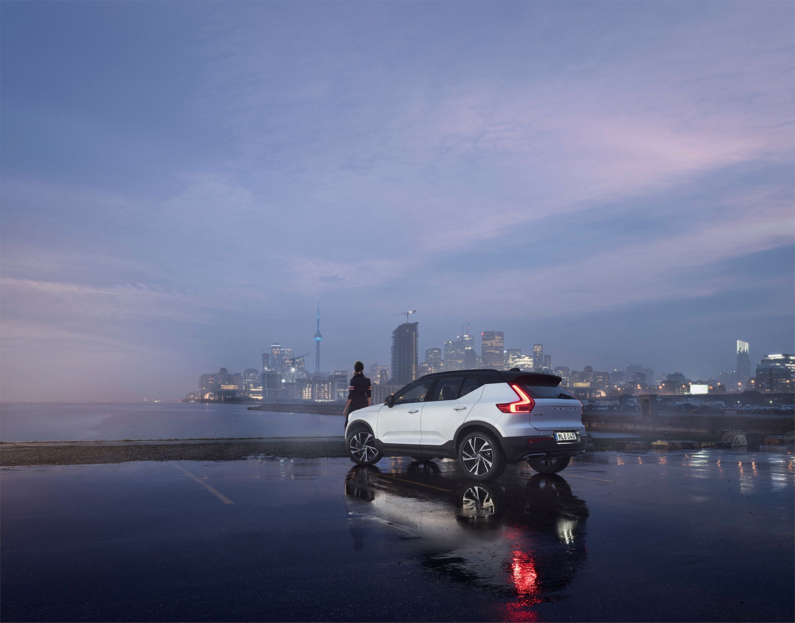 New Volvo XC40 Exterior -  2018, 2018 New XC40, Exterior, Images, New XC40, People, Quality