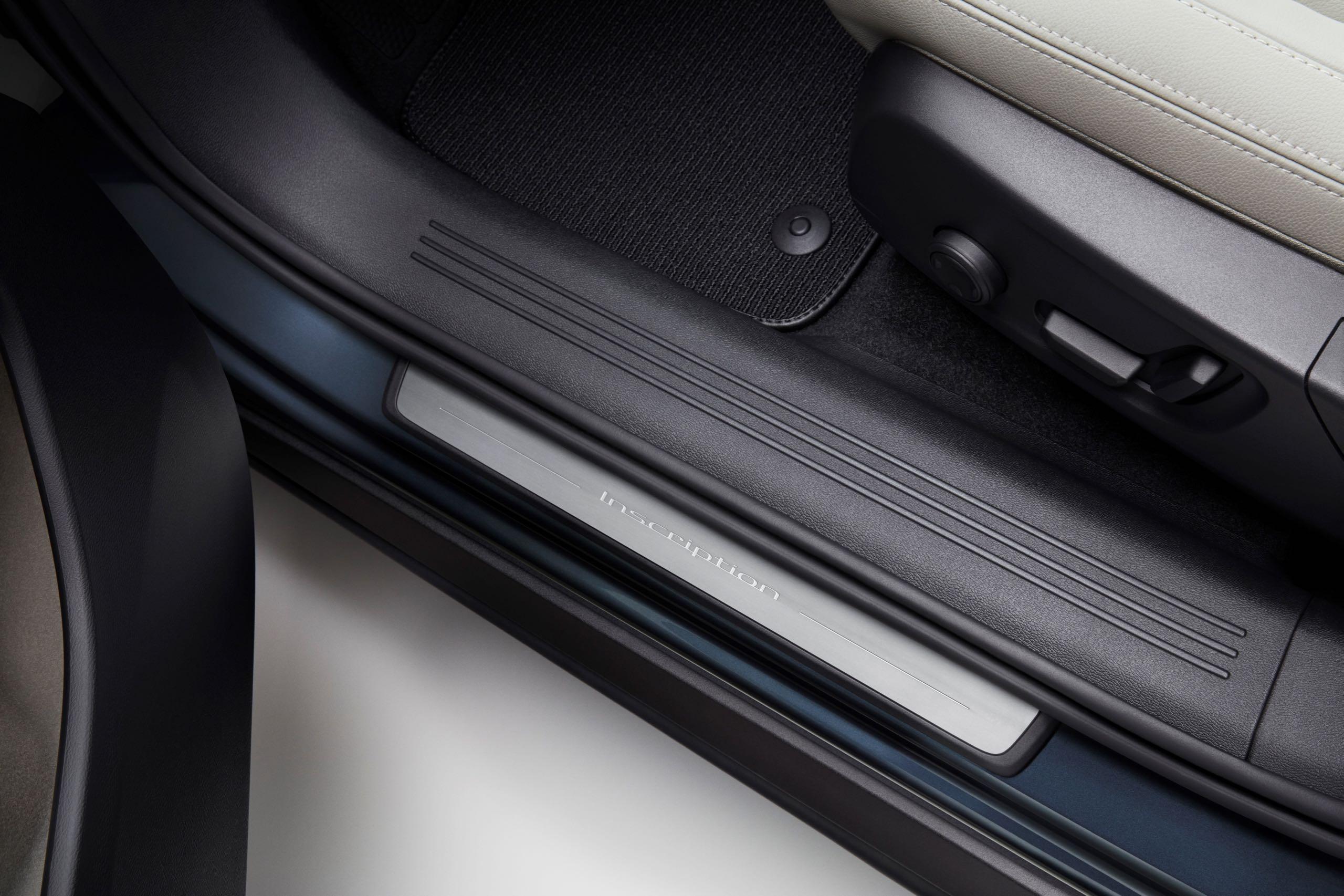 New Volvo XC40 Inscription Interior Detail -  2018, 2018 New XC40, Design, Exterior, Images, New XC40, Studio