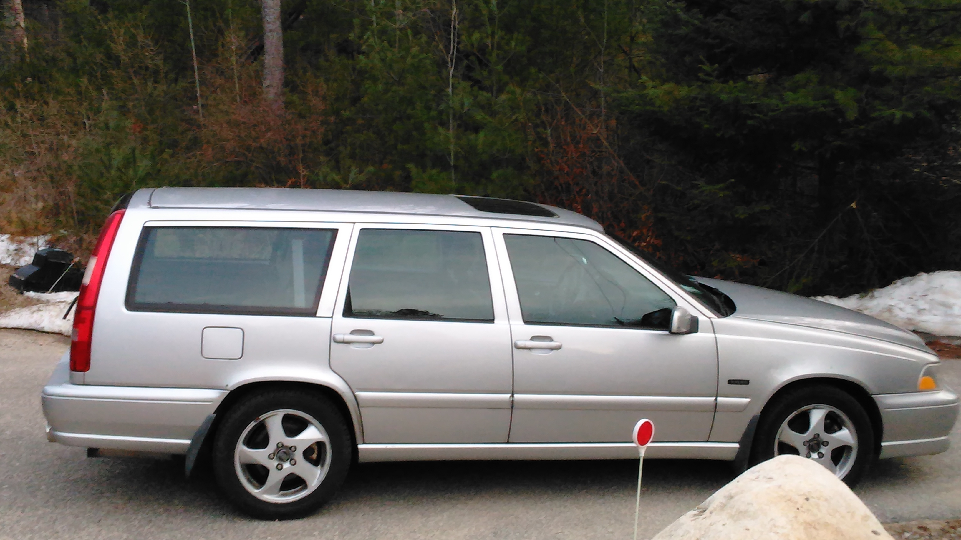 1998 V70R, Michigan $1000