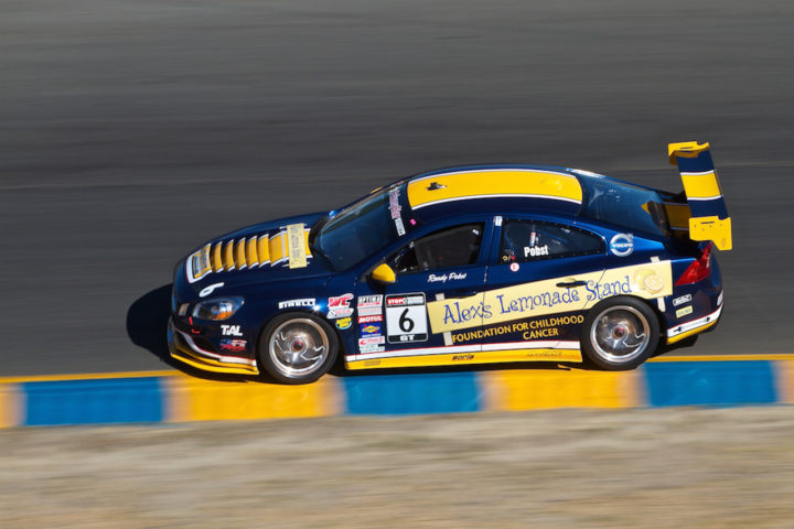 Randy Pobst Volvo 2012 - K-PAX Racing, Sonoma
