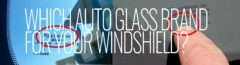 Ppg Or Pilkington Windshield Replacement -