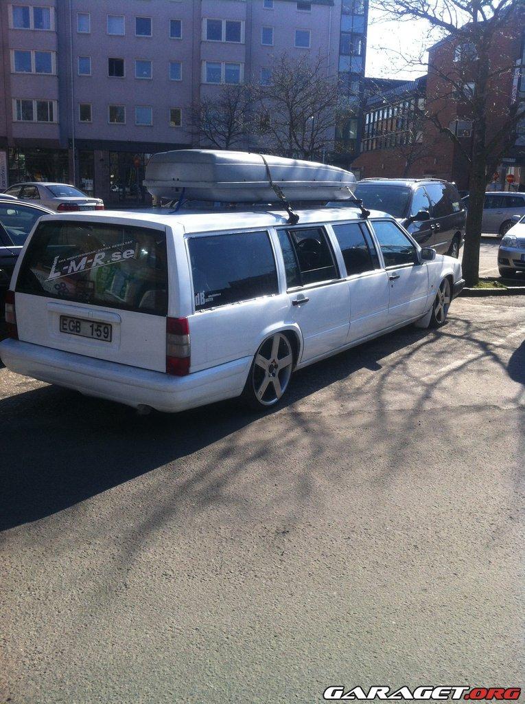740 Limousine 7