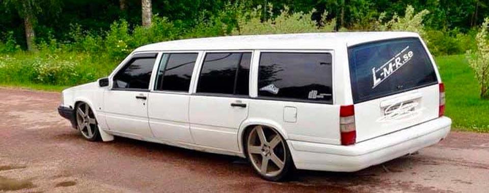 740 Limousine -