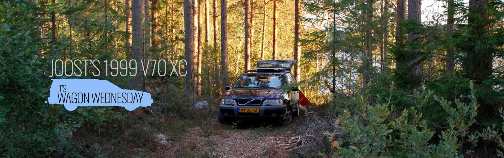 Joost 1999 V70 XC Camping4 -