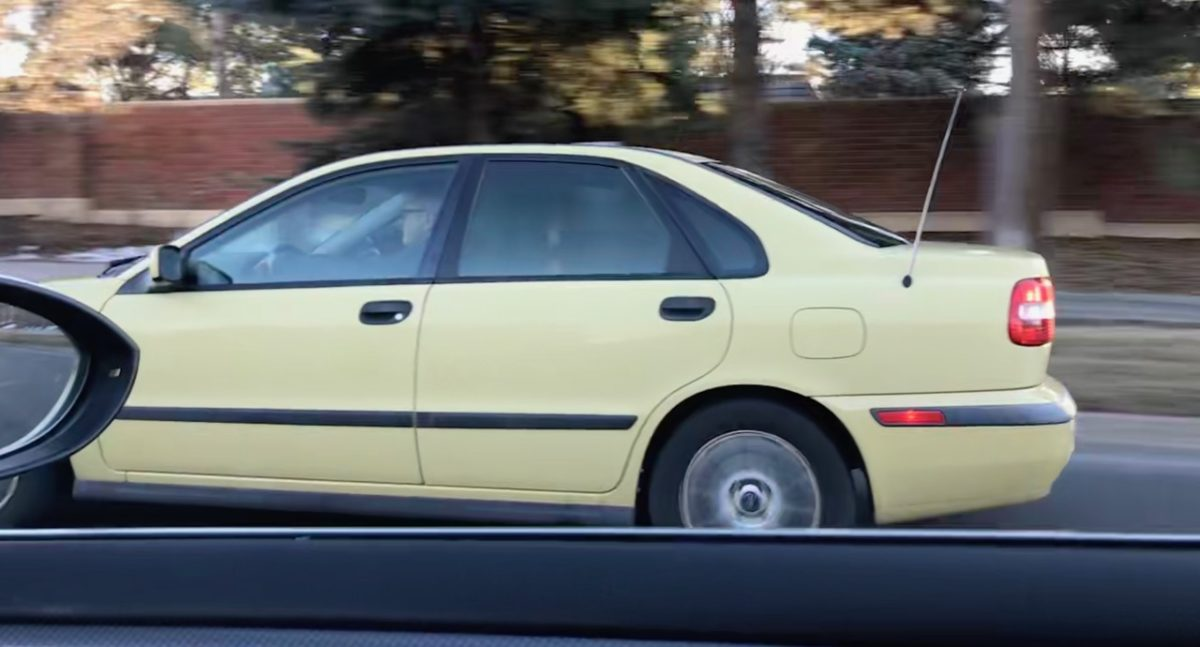 First Generation S40 In Cream Yellow 1 -
