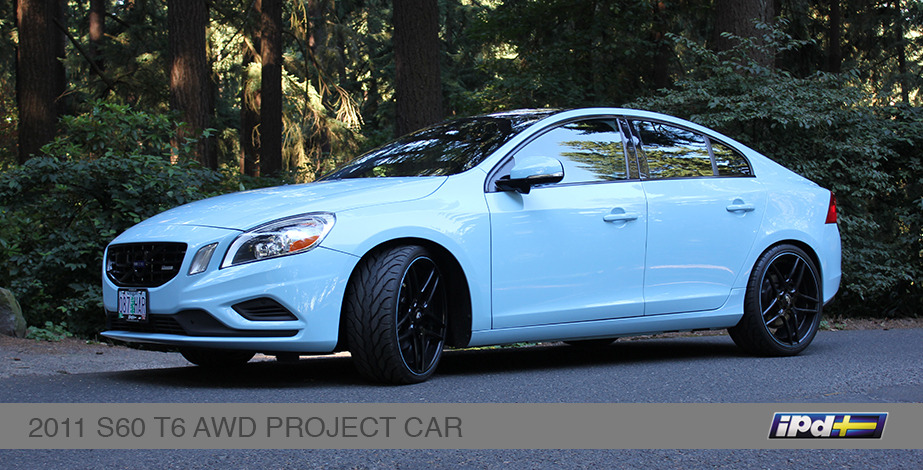 IPD 2011 S60 Project Car