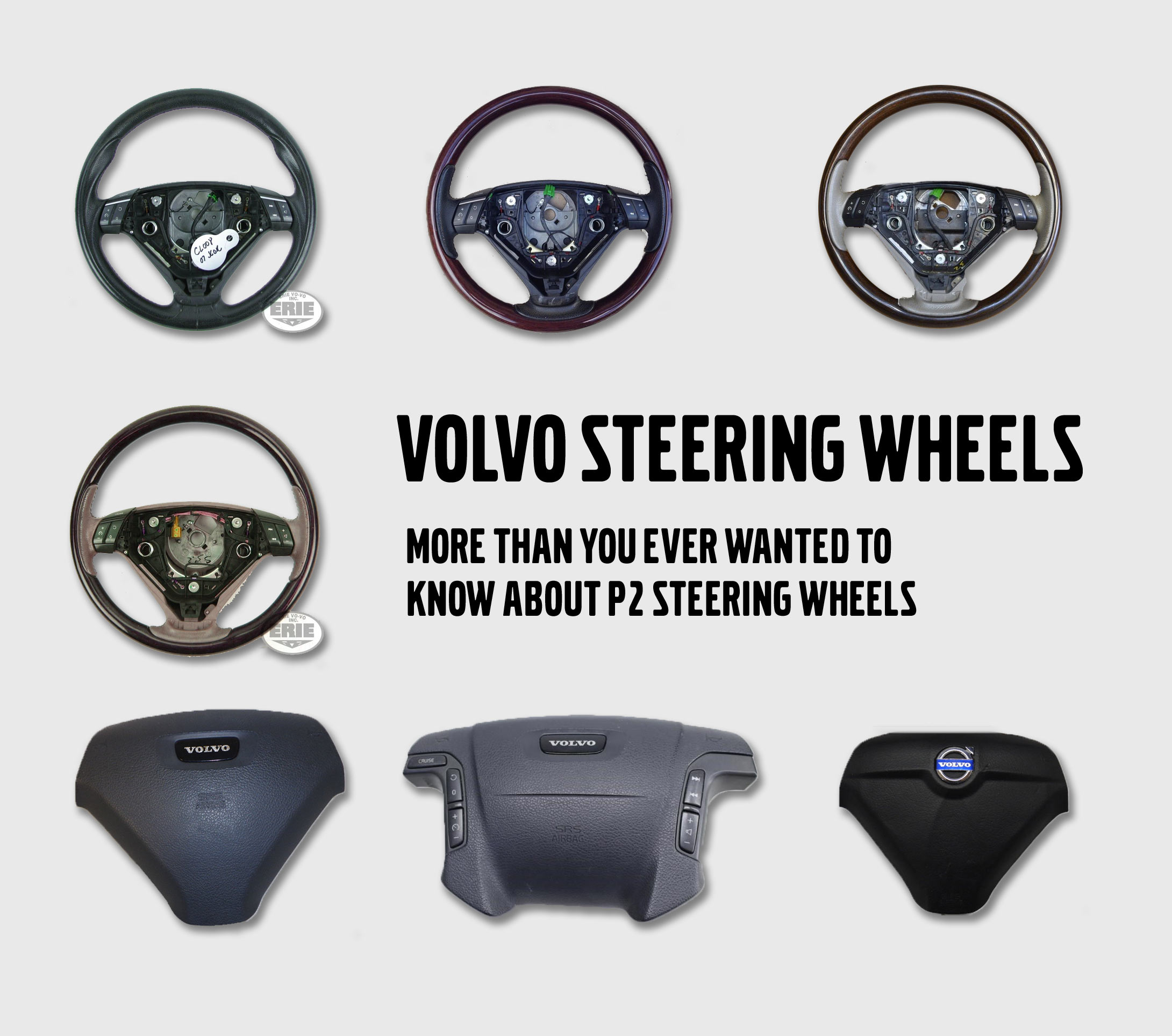 Here S A Great Writeup In The Volvo Forum About Diffe Types Of Steering Wheels For P2 Volvos Compatibility And How To Mix Match Parts