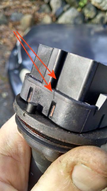 S60 coil broken