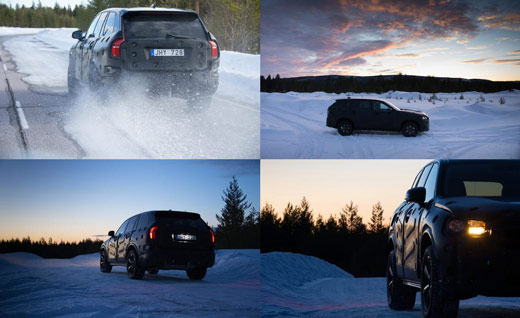 photos of the 2016 Volvo XC90
