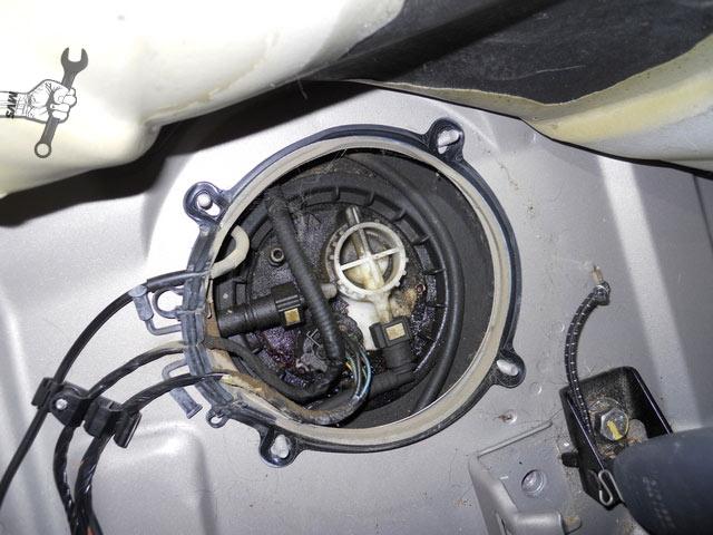 Change The Fuel Pump Diy 2004 Xc70