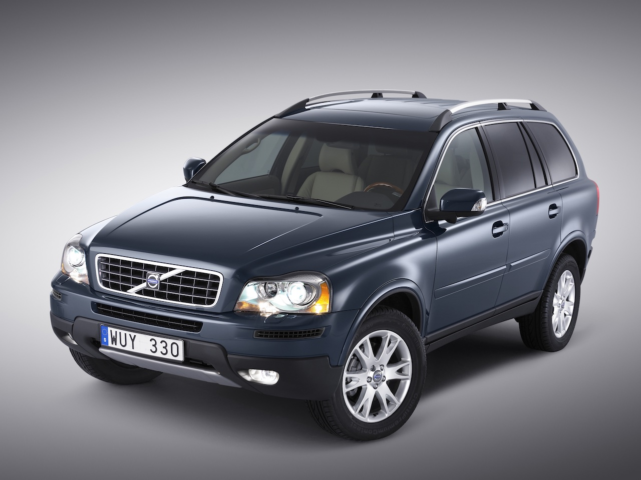 XC90 first generation